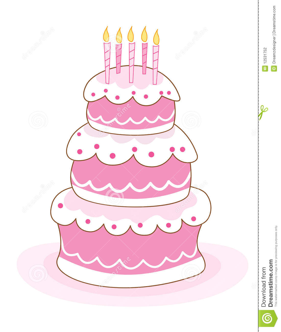 birthday cake candles clipart ; birthday-cake-candles-12531752