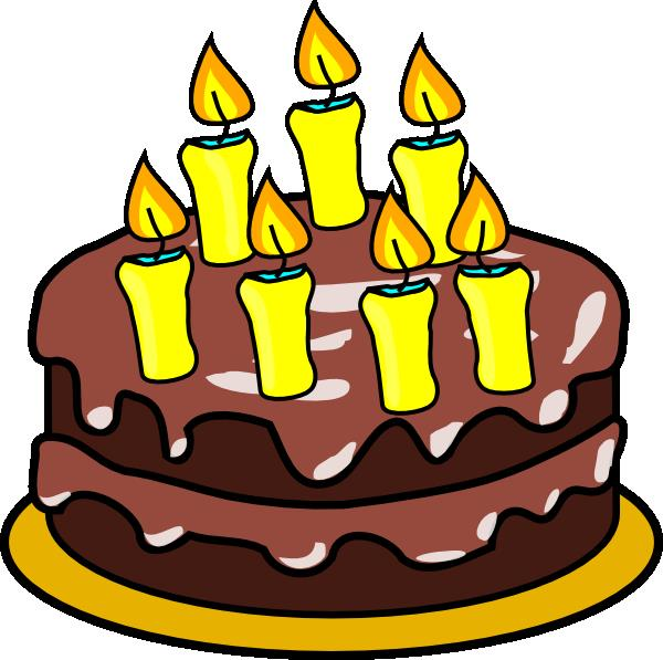 birthday cake candles clipart ; birthday-cake-colorful-clipart-images-free-download-003