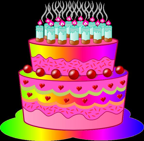 birthday cake clipart animated ; birthday-cake-clip-art_91653