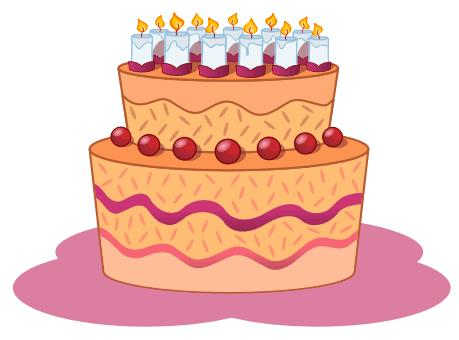 birthday cake clipart animated ; birthday-cake2