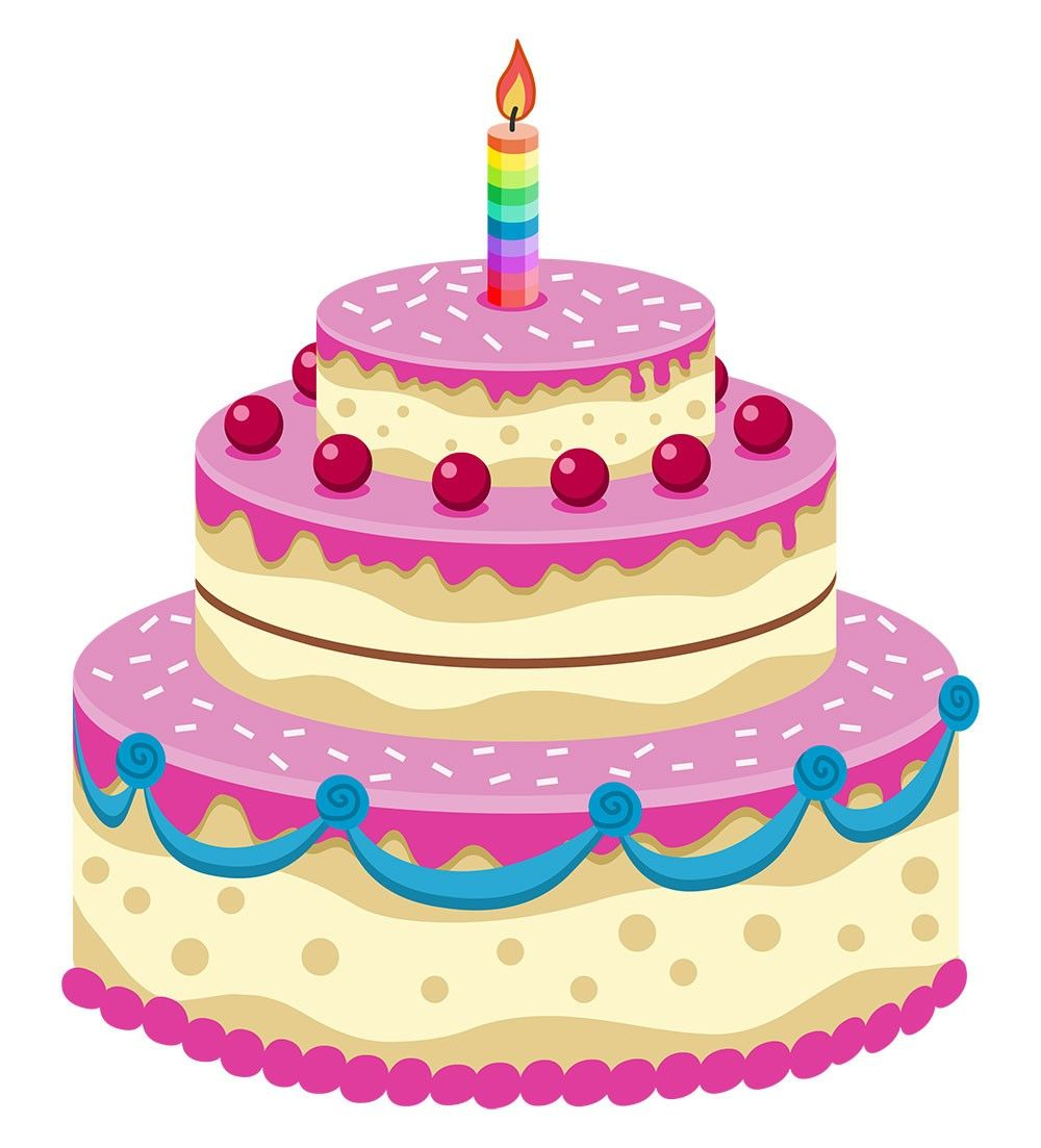 birthday cake clipart animated ; da072cb2dce60349158359a66fae9400