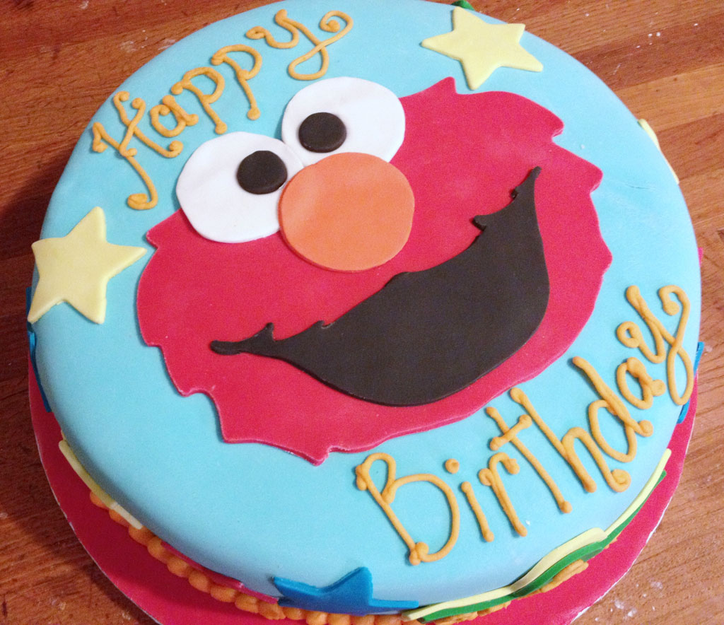 birthday cake design download ; Elmo-Birthday-Cakes-design-5
