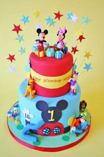 birthday cake design download ; First-Birthday-Cakes-New-Jersey-Bright-Colors-Custom-Cakes