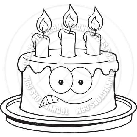 birthday cake drawing cartoon ; birthday-cake-drawing-cartoon-11