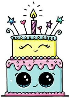 birthday cake drawing cartoon ; birthday-cake-drawing-cartoon-56