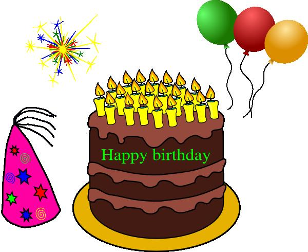 birthday cake on fire clipart ; 21th-birthday-cake-hi