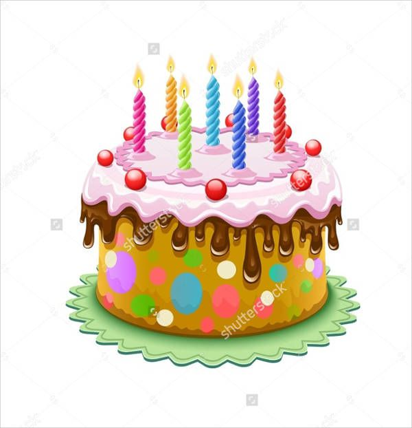 birthday cake on fire clipart ; Chocolate-Birthday-Cake-Design