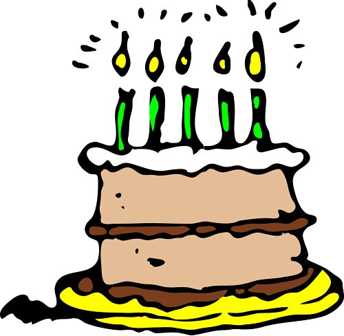 birthday cake on fire clipart ; birthday-cake-clipart1