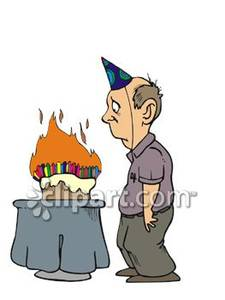 birthday cake on fire clipart ; birthday_cake_with_so_many_candles_they_lit_the_cake_on_fire_royalty_free_080820-032437-685042