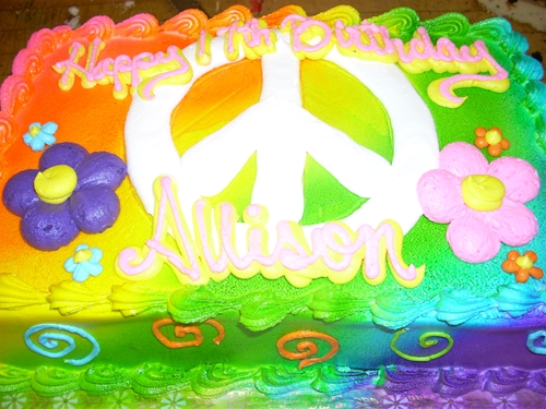 birthday cake peace sign ; peace-sign-cakes-peace-sign-cake-three-brothers-bakery