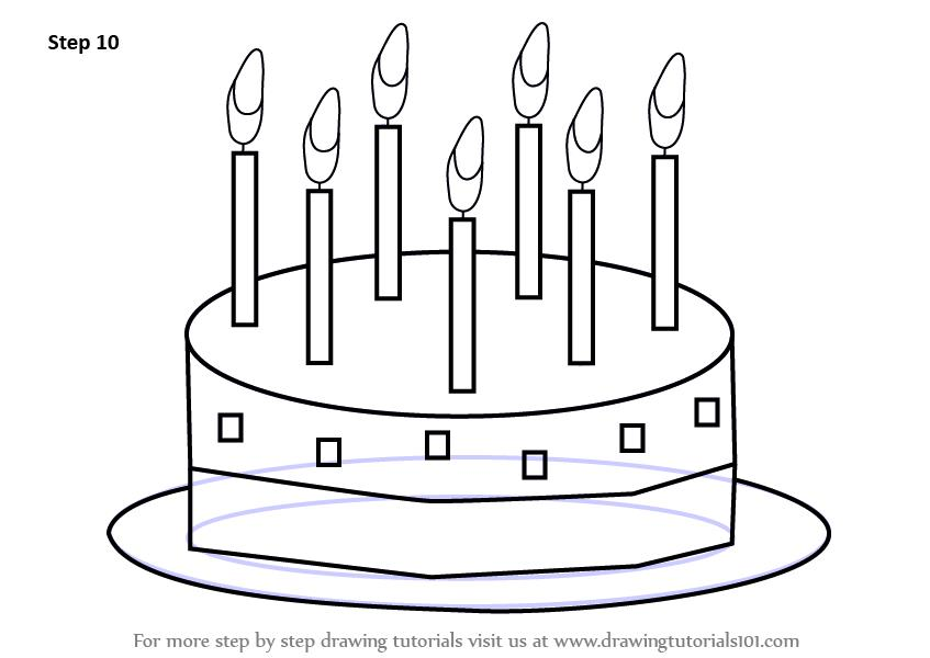birthday cake simple drawing ; how-to-draw-Birthday-Cake-for-Kids-step-10