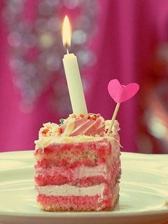 birthday cake wallpaper for mobile ; 75910-love-cake
