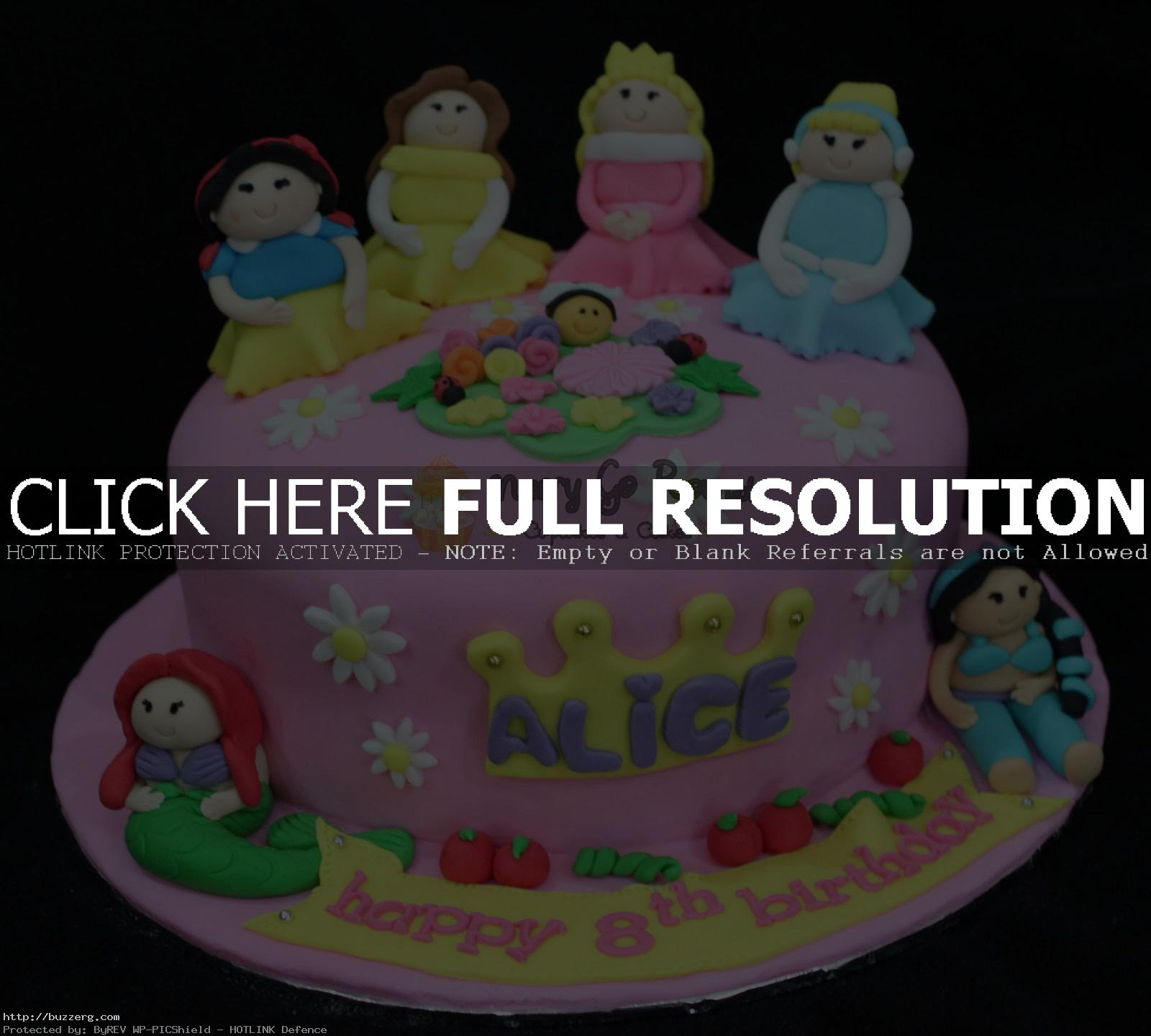 birthday cake wallpaper for mobile ; 8589130515535-disney-princess-birthday-cake-for-mobile-wallpaper-hd