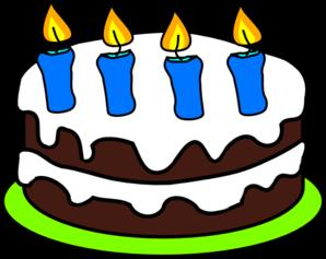 birthday cake with candles clipart ; cake-4-candles-last-version-md