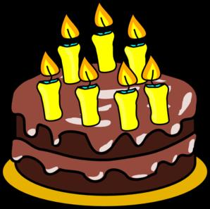 birthday cake with candles clipart ; tort-clipart-7th-birthday-cake-md