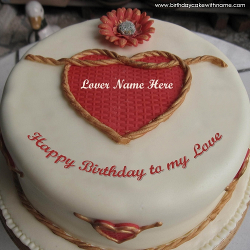 birthday cake with my picture ; happy-birthday-to-my-love-cake-with-name