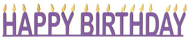 birthday candle border ; happy-birthday-candle-border-laser-title-cut-72