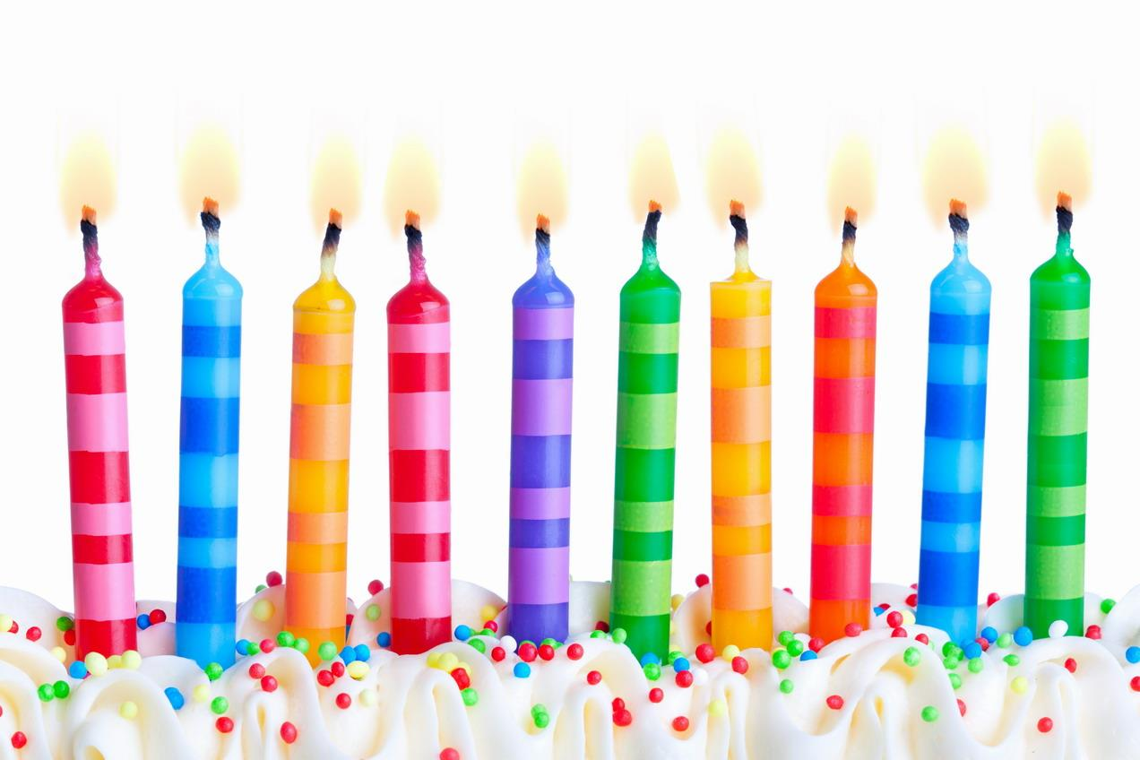 birthday candles wallpaper ; BirtHDay-Candles-Free-Download-PNG