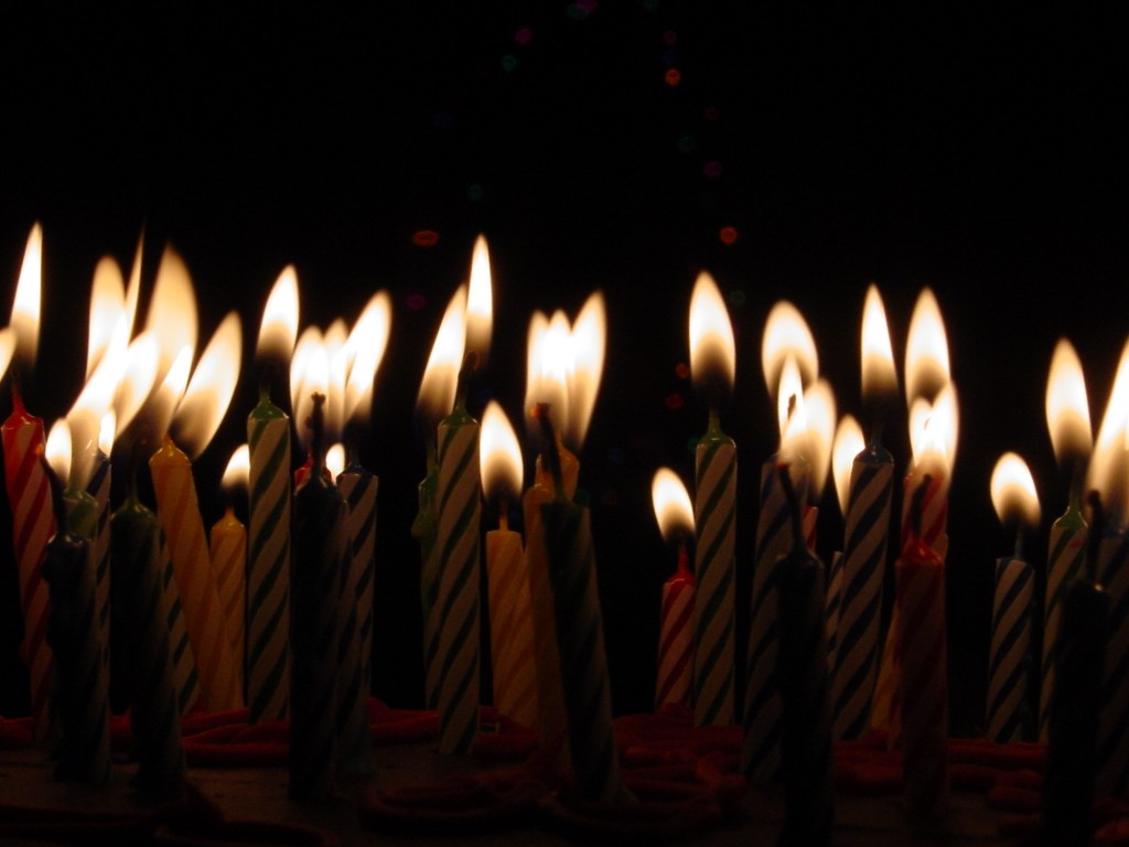 birthday candles wallpaper ; Happy-Birthday-Candles-HD-Wallpaper