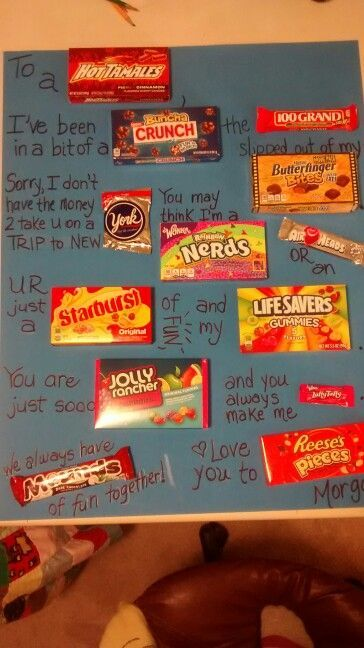 birthday candy poster for best friend ; 5b635e26bfe130f8dbeff4a4d3ca7a15
