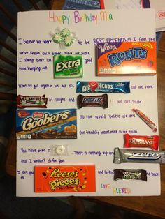 birthday candy poster for best friend ; 9a593c1fe4472282f69947a873971275--girl-best-friend-birthday-gift-ideas-diy-birthday-gifts-for-bestfriends-girls