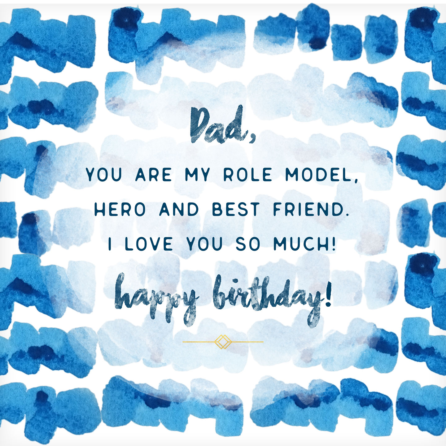 birthday card dad messages ; birthday-card-messages-dad