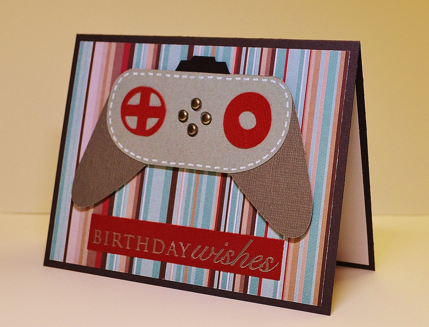 birthday card design for brother ; handmade-birthday-wishes-cards-for-brother-with-steps-8