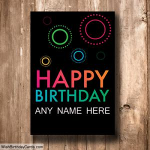 birthday card design for brother ; simple-happy-birthday-cards-online-with-name1233
