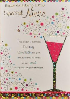 birthday card for niece greeting ; d0bd1959b0131c857e96d79e0a7308df--birthday-sayings-birthday-messages