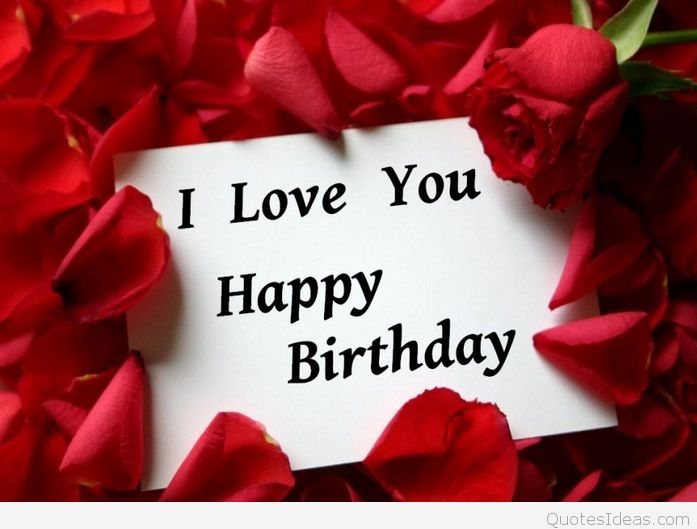birthday card love messages ; Simple-birthday-card-message-with-love