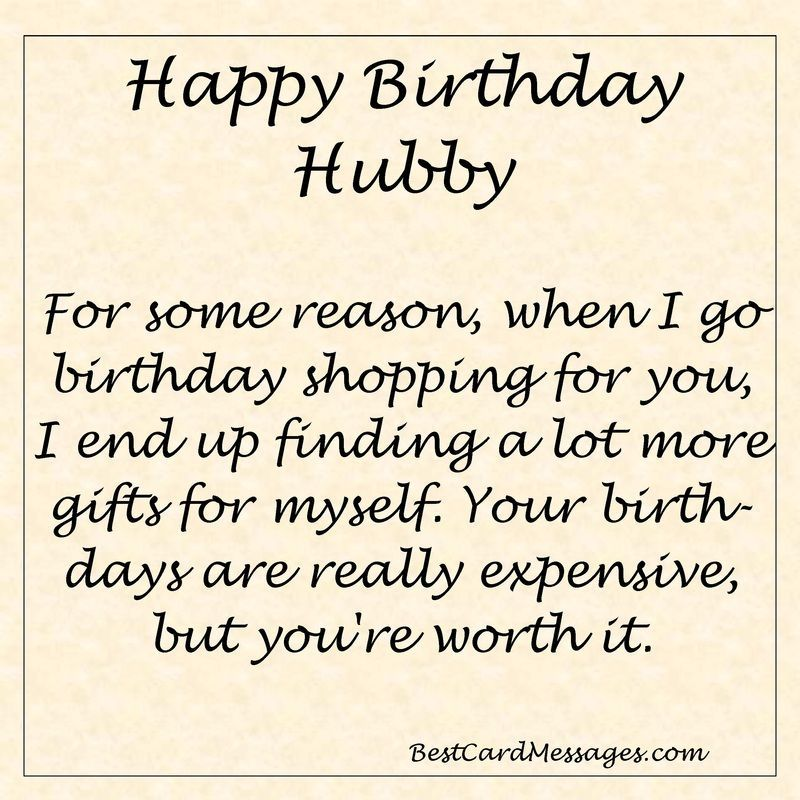 birthday card message for husband funny ; 082f64cc41fbba1d18222e5bd41da758
