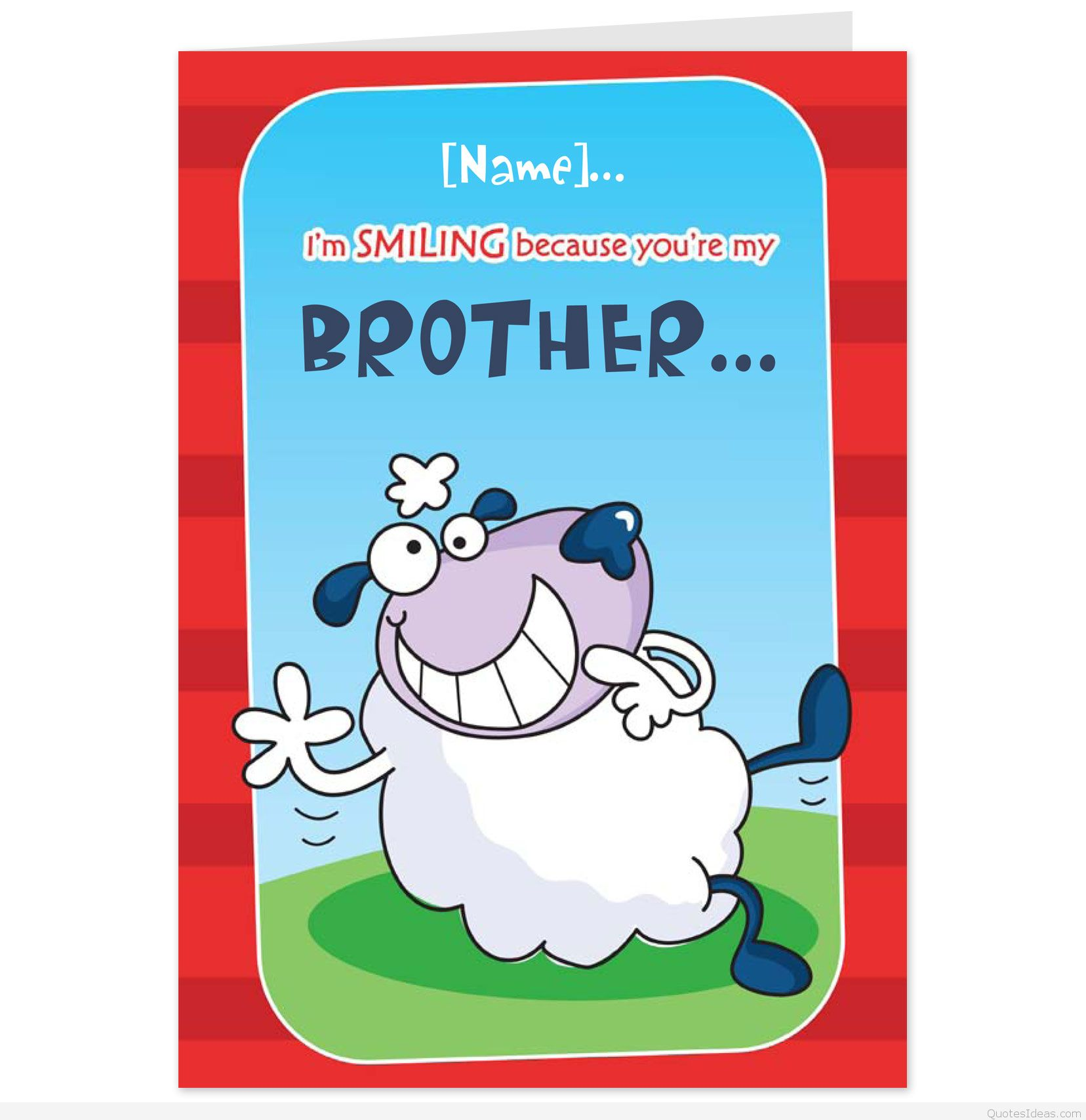 birthday card messages brother in law ; wishing-a-brother-happy-birthday-best-of-funny-birthday-cards-brother-gangcraftnet-of-wishing-a-brother-happy-birthday