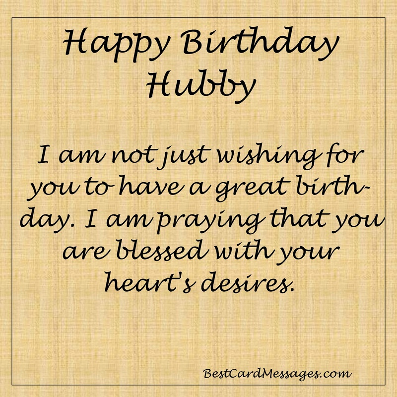 birthday card messages for a husband ; 3a9d057bc92846ddb5f4d29671ddce75