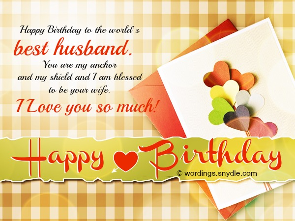 birthday card messages for a husband ; birthday-wishes-for-husband