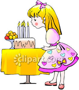 birthday clipart for her ; A_Little_Girl_Blowing_Out_Candles_On_Her_Birthday_Cake_Royalty_Free_Clipart_Picture_081112-193964-880047