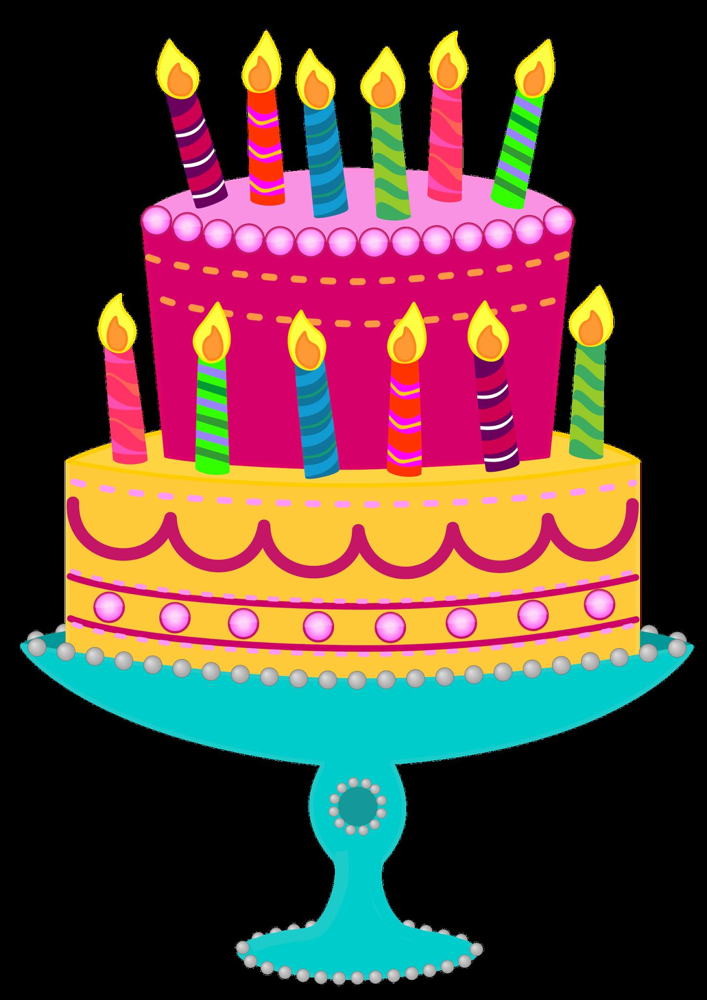 birthday clipart free download ; 119209