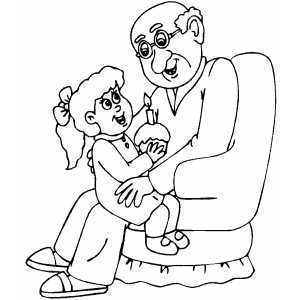 birthday coloring pages for grandpa ; 7d7286f441bc58119a5d79e4af2c43db