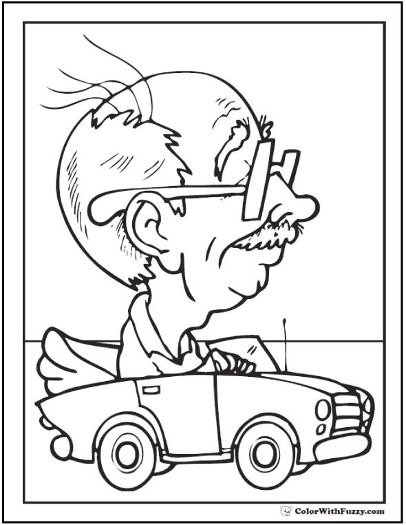 birthday coloring pages for grandpa ; grandpa-fathers-day-coloring-pages