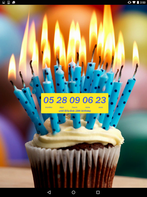 birthday countdown live wallpaper ; lovely-birthday-countdown-quotes-plan-excellent-birthday-countdown-quotes-photograph