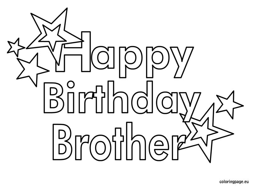birthday drawings for brother ; happy-birthday-brother-coloring