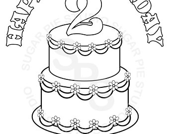 birthday drawings for kids ; il_340x270