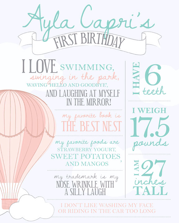 birthday facts poster ; 78aad0e26a35cf8e10a03d463ac69e5b