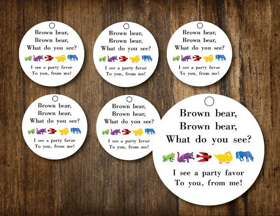 birthday favor tags wording ; cfa6678a40db7252f89d364323d2d7a2