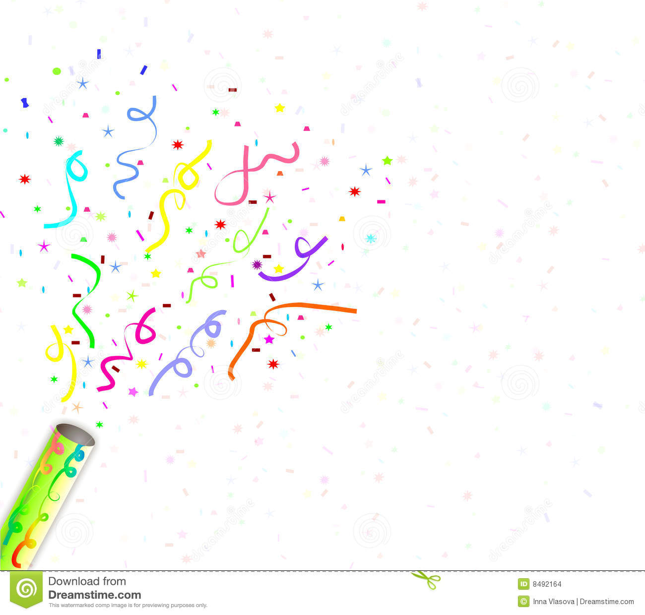 birthday fireworks clipart ; confetti-fireworks-clipart-1