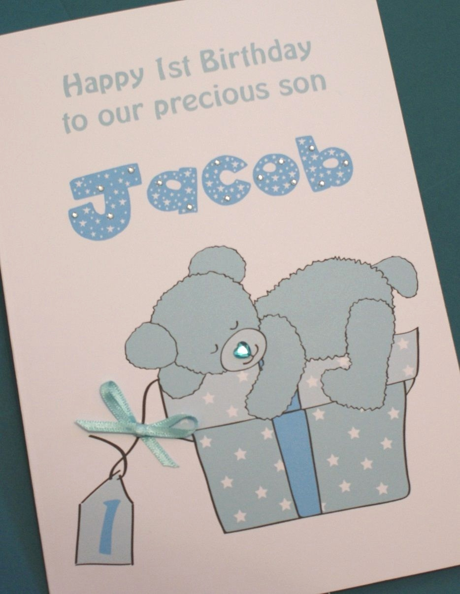birthday greeting cards for baby boy ; happy-1st-birthday-son-cards-new-colors-1st-birthday-wishes-for-niece-to-her-with-baby-boy-1st-of-happy-1st-birthday-son-cards