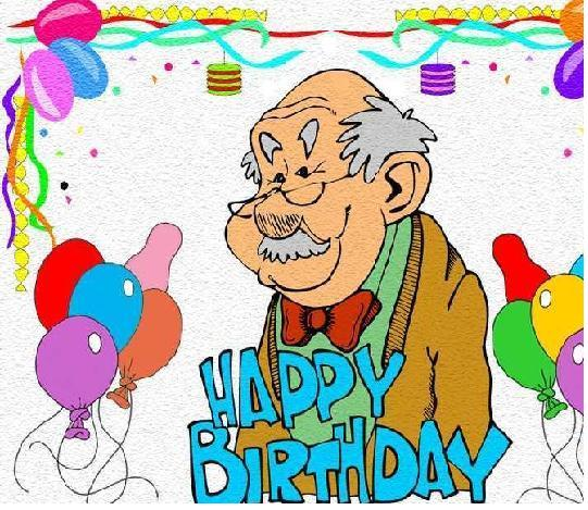 birthday greeting cards for grandfather ; 302386