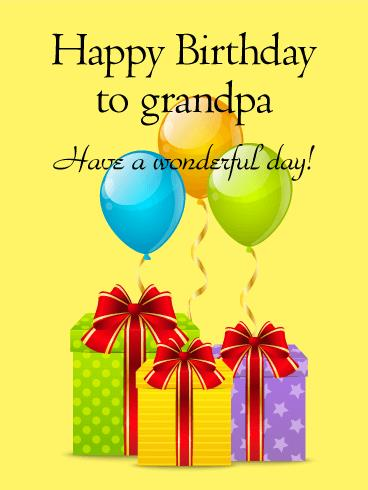 birthday greeting cards for grandfather ; b_day_fgrap18-7e2bbb92f999f8ce3ff9888970caa1e0