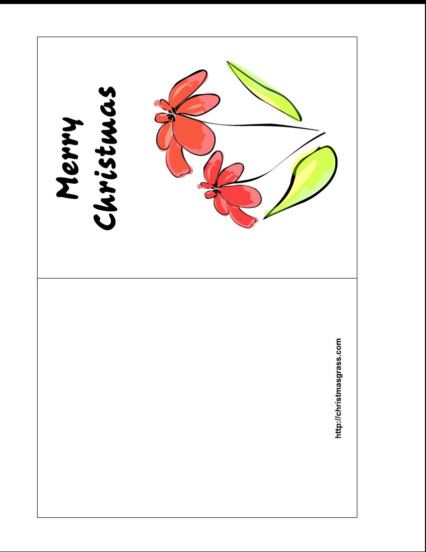 birthday greeting cards for printing ; free-printable-holiday-greeting-cards_314685