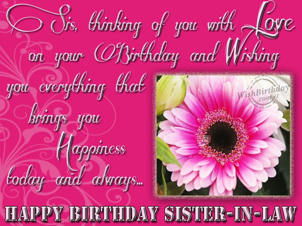 birthday greeting cards for sister in law ; 44a48314c68ceef8e9ae27752e9a8f3f