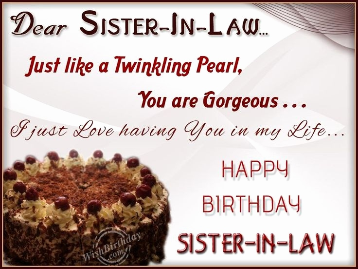 birthday greeting cards for sister in law ; birthday-wishes-cards-for-sister-in-law-inspirational-74-best-sister-in-law-images-on-pinterest-of-birthday-wishes-cards-for-sister-in-law